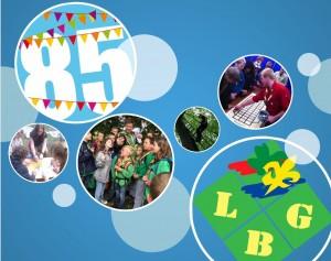 Scouting Langenberggroep Ede 85 jaar